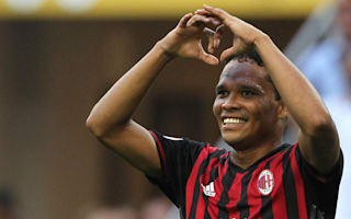 Bacca: I made a promise to Milan