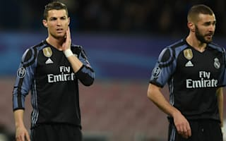 Benzema, Bale and Ronaldo annoyed by 'BBC' criticism, says Madrid forward