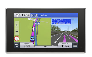 Win! A Garmin sat nav, worth £300
