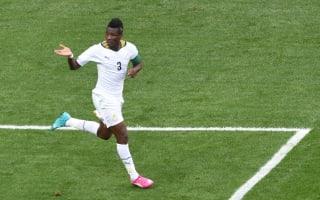 Ghana v Uganda: Gyan dreams of first trophy since 1982