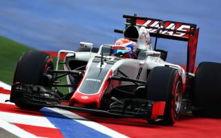 Stewart-Haas aiming to get Grosjean in NASCAR