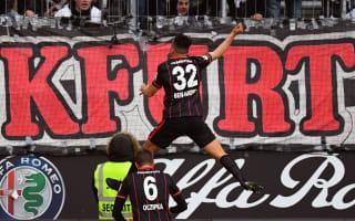 Bundesliga Review: Frankfurt win relegates Hannover