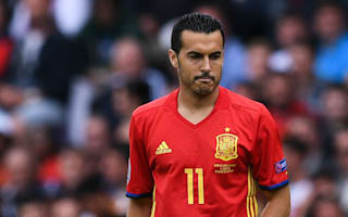 Pedro apologises following outburst over substitute role