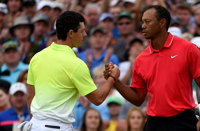 McIlroy: Tiger 'exceeded everyone's expectations' in return