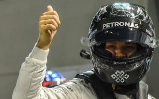 Rosberg wary of Ricciardo threat