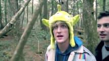 Piden cerrar el canal de Logan, el youtuber que grabó un cadáver en 'el bosque de los suicidios'