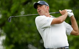 Kuchar in three-way tie for Memorial lead