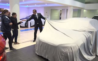 Reverse April Fools' joke sees woman win brand new BMW