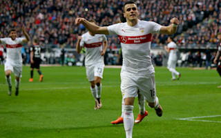 Kostic joins Hamburg on five-year deal