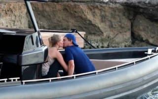 Love boat! Leonardo DiCaprio enjoys PDA with new girl on holiday in Ibiza