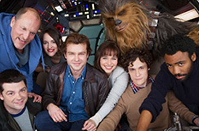 Han Solo movie in chaos after directors quit during filming