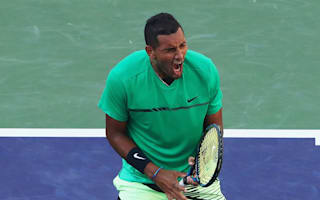 Kyrgios pulls out of Federer clash through illness