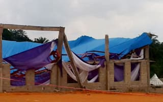A church has collapsed in Nigeria killing 160 worshippers
