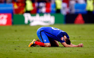 Gignac 'haunted' by Euro 2016 final miss