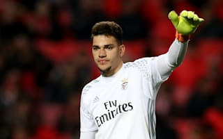 This was probably my last game for Benfica - Ederson hints at Man City move