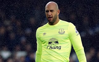 Howard: It was right time to leave Everton