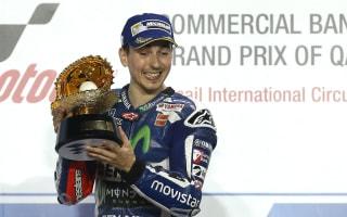 Lorenzo claims opening MotoGP win in Qatar