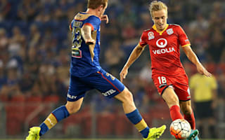 Uncapped Jeggo named in Socceroos squad