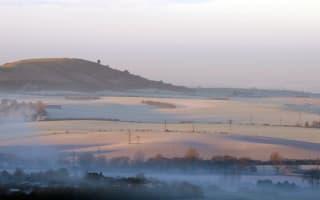 UK weather: Frosty start to 2017