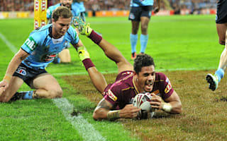 Gagai treble seals Origin for Queensland