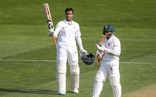 Sensational Shakib inspired by PA system broadcasting Bangladesh records