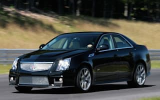 Clarkson doesn't hate all American cars, recommends CTS-V for the Stig