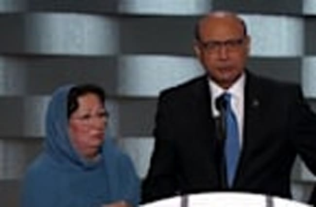 "Father of slain Muslim American soldier: Trump has ""sacrificed nothing"""