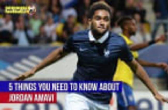 Jordan Amavi - 5 things you need to know