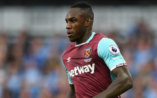 Allardyce hails 'outstanding' Antonio