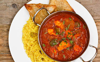 Britain's best curry house