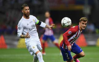 Griezmann makes LaLiga better - Madrid captain Ramos hails Atleti star