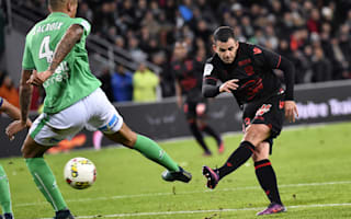 Nice return to Ligue 1 summit after Saint-Etienne victory