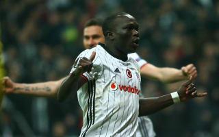 Besiktas 4 Olympiacos 1 (5-2 agg): Gunes' men shrug off Aboubakar dismissal