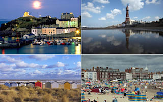 Travel quiz: Guess the seaside resort
