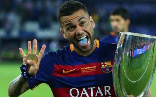 Dani Alves confirms imminent Juventus move