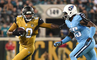 Jaguars hold off Titans to keep pace in AFC South