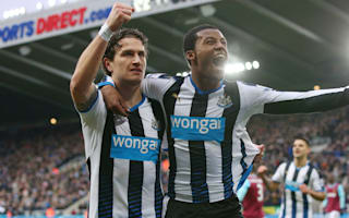 Newcastle have a top manager now - Janmaat