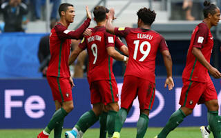 New Zealand 0 Portugal 4: Ronaldo on target as European champions win group to reach semis