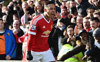 Van Gaal: The real fans are right behind Depay