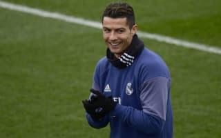 No pain, no gain for Cristiano Ronaldo