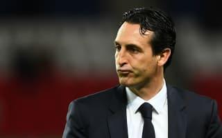 Emery calls for PSG improvement