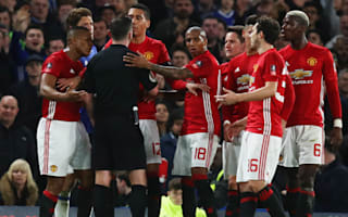 Manchester United charged with failing to control their players