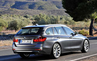 BMW reveals all-new 3 Series Touring