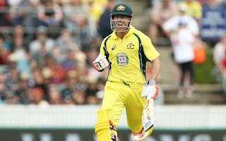 Warner punishes Black Caps as Australia win series