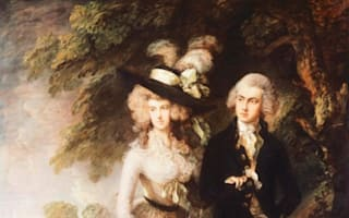 Man scratches priceless Gainsborough painting at The National Gallery