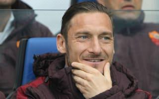 Totti not ready for retirement - Pallotta