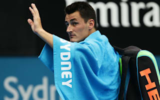 Tomic clarifies controversial Sydney International withdrawal