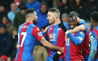 Pardew delighted with Wickham form