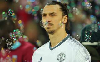 Ibrahimovic my dream signing, suggests Napoli president