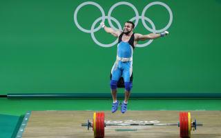 Rio 2016: Records fall as Rahimov wins gold, Karapetyan hurt
